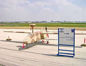IAI Searcher - IAI Searcher in Tel Nof Airbase, Israel