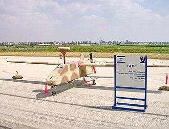 IAI Searcher - IAI Searcher in Tel Nof Airbase, Israel