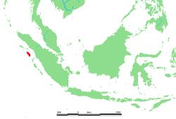 Территория свободной ниасской республики