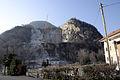 IMG 5092 - Verbania - Cave di granito del Montorfano - Foto Giovanni Dall'Orto - 3 febr 2007.jpg