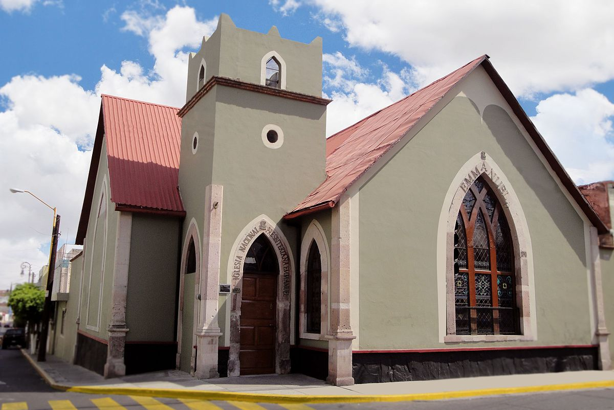 Iglesia nacional presbiteriana de México - Wikipedia, la ...