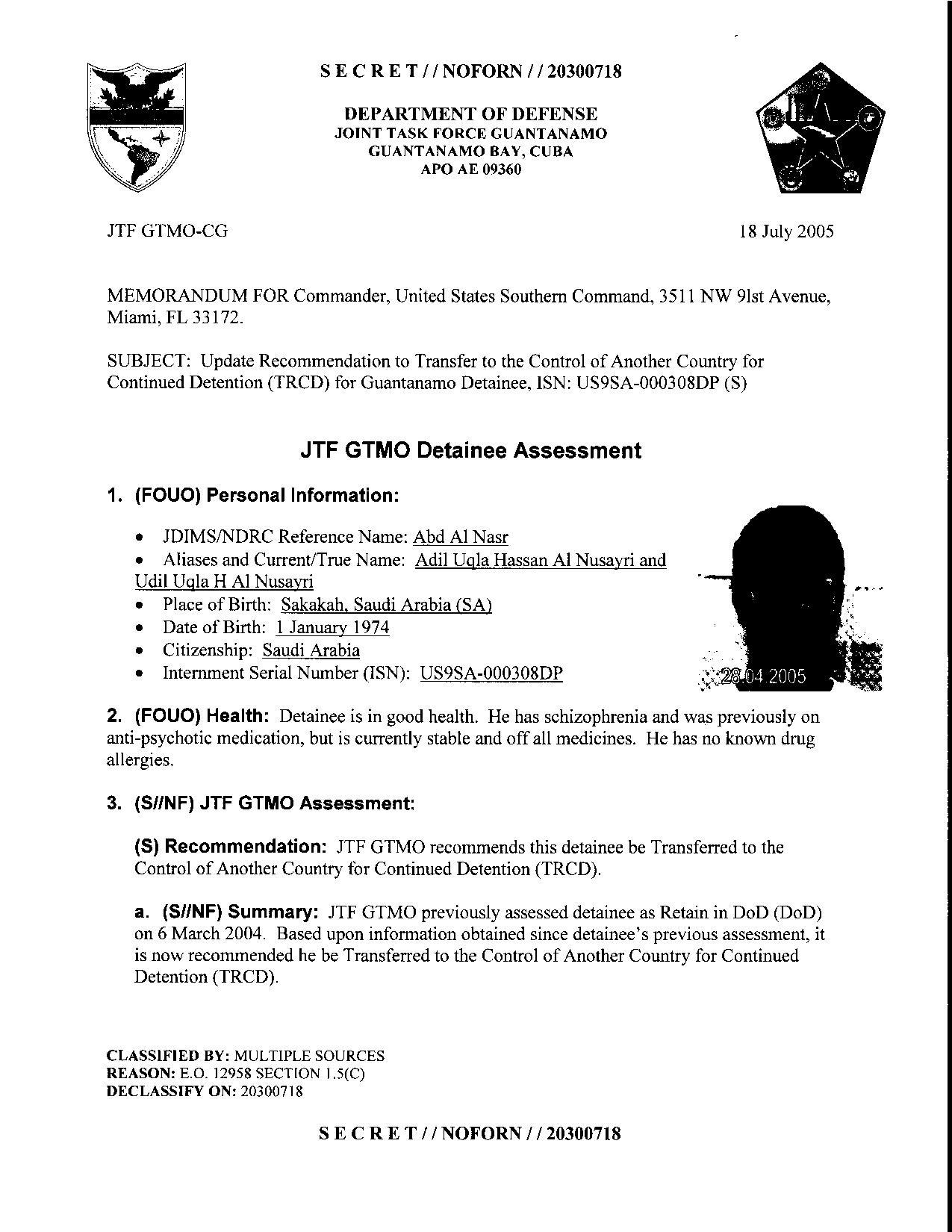 ISN 308's Guantanamo detainee assessment.pdf