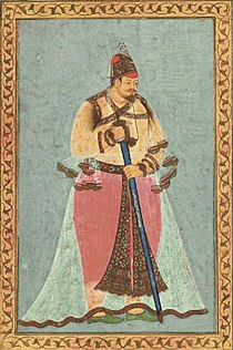 Ibrahim Adil Shah II Sultan of Bijapur.jpg
