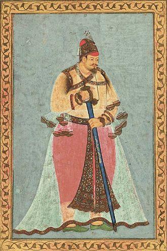 Deccan sultanates - Ibrahim Adil Shah II