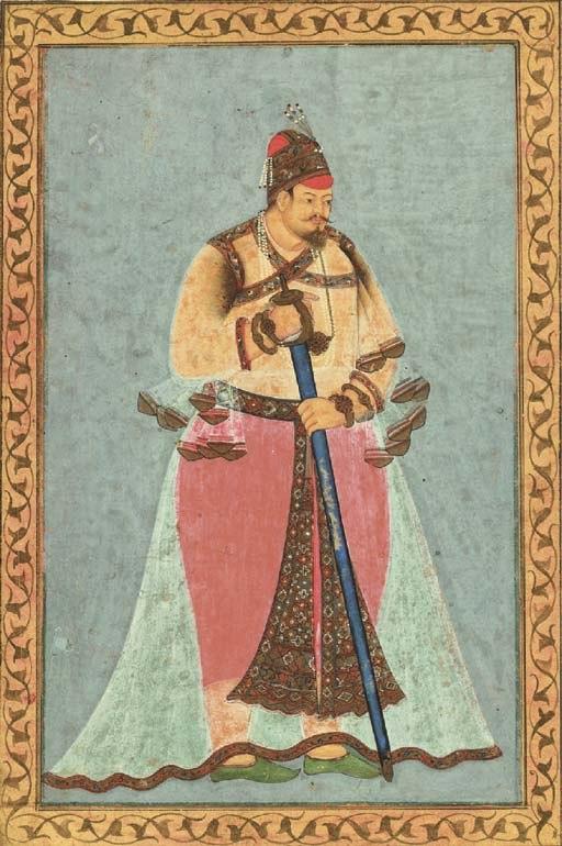 Ibrahim Adil Shah II Sultan of Bijapur