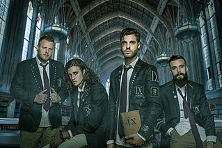 Ice Nine Kills American metalcore band