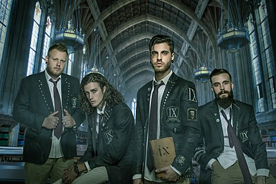 Picture of a band or musician: Ice Nine Kills