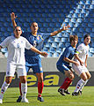 Iceland - Serbia-2011 FIFA Women's World Cup qualification UEFA Group 1 (3825358927).jpg