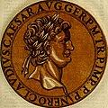 Icones imperatorvm romanorvm, ex priscis numismatibus ad viuum delineatae, and breui narratione historicâ (1645) (14766510703).jpg