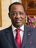 Idriss Déby i 2014