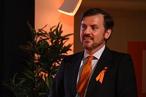 CitizenGo - Image: Ignacio Arsuaga, presidente de Hazte Oir.org (2)