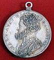 Ignoto, medaglia di margherita d'austria-stiria, 1609.jpg