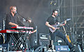 "Ihsahn (band) with Vegard ""Ihsahn"" Tveitan at Wacken Open Air 2013 02.jpg"