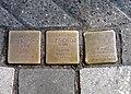 Im Kreise 9, Celle, Stolpersteine Familie Rheinhold, Fritz, deportiert, Tod in Auschwitz, Heinz ..., Berta, 1865 geborene Levy, Theresienstadt ....jpg