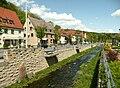 Im Stadtzentrum von Berggießhübel (Centre of Berggießhübel) - geograph.org.uk - 7817.jpg