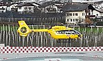 Inaer Airbus Helicopters EC145 T2 at Bressanone Hospital 02.jpg