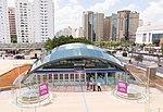 Inauguração da Estação Eucaliptos da Linha 5 - Lilás, do Metrô (39681556185).jpg