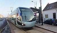 Inauguration de la branche vers Vieux-Condé de la ligne B du tramway de Valenciennes le 13 décembre 2013 (143).JPG
