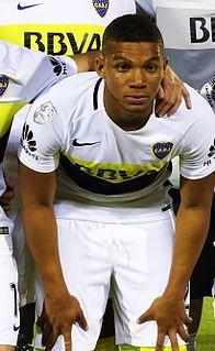 Frank Fabra Colombian footballer