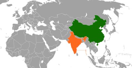 Perang China-India