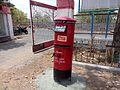 India Post letter box in Bhopal -1.jpg