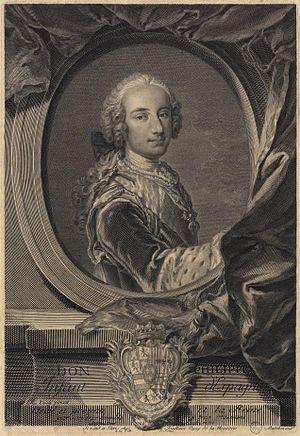 Jean-Joseph Balechou - Image: Infant de Parme