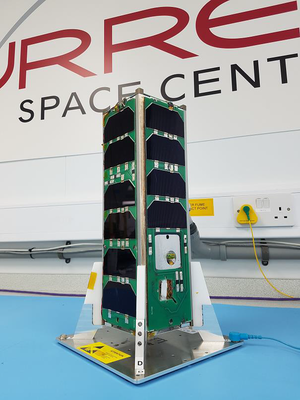 InflateSail - InflateSail CubeSat prior to flight