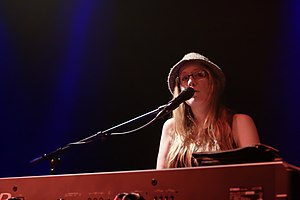 Ingrid Michaelson -  Ingrid Michaelson at Melkweg Amsterdam