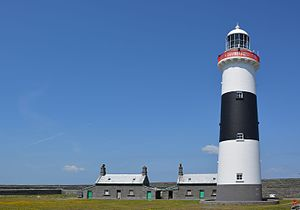 Inisheer - The lighthouse