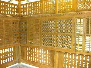 Inner Woodwork