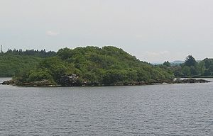Lough Gill - Image: Innisfree