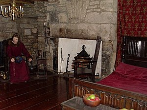Provand's Lordship - Interior of Provand's Lordship