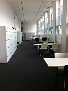 Inside the SSNT campus.