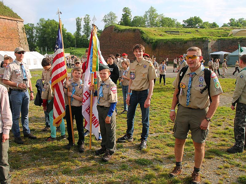 Soubor:Intercamp 2016 participants USA.jpg
