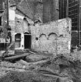 Interieur noord-west zijde voormalige sacristie, tijdens restauratie - Noordwijk-Binnen - 20169575 - RCE.jpg