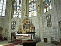 Interno della cappella del castello - panoramio.jpg