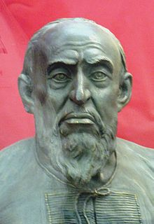 bust of Ivan the Terrible