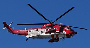 CHC Helicopter - CHC S-61 operated for the Irish Coast Guard