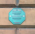 Irish famine plaque, Fenwick Street.jpg