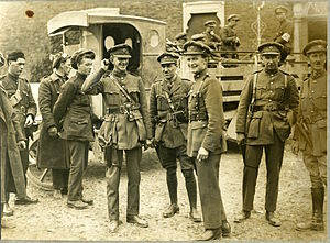 Irish Civil War - National Army soldiers during the Civil War