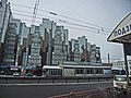 Irkutsk. February 2013. Cinema Barguzin, regional court, bus stop Volga, Diagnostic Center. - panoramio (19).jpg