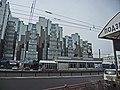 Irkutsk. February 2013. Cinema Barguzin, regional court, bus stop Volga, Diagnostic Center. - panoramio (19).jpg
