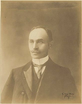 Isaac Isaacs - Isaacs during his time as a federal MHR