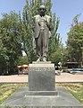 Isahakyan statue, Yerevan.JPG