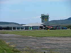 Islay Airport Control Tower - geograph.org.uk - 15760.jpg