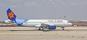 Israir - Airbus A320-232 - Tel Aviv Ben Gurion - 4X-ABG-1263.jpg