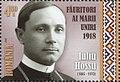 Iuliu Hossu 2018 stamp of Romania.jpg
