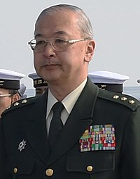 JGSDF Lieutenant General Goro Matsumura 松村五郎陸将 (US Navy photo 160311-N-FN963-126 Remembrance ceremony).jpg