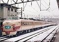 JNR 485 kanimuttari hakucho at akita2.jpg