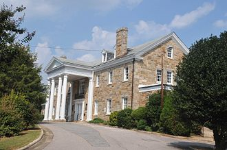 Addie Worth Bagley Daniels - Josephus Daniels House, Raleigh, North Carolina